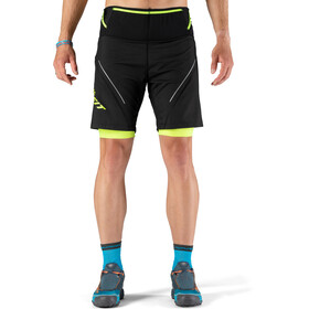 Dynafit Ultra 2en1 Shorts Hombre, black out